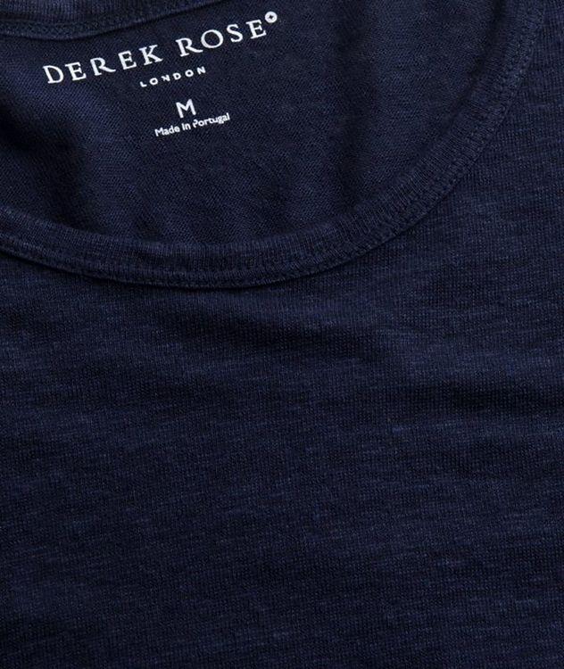 Resort Jordan Linen T-Shirt picture 2