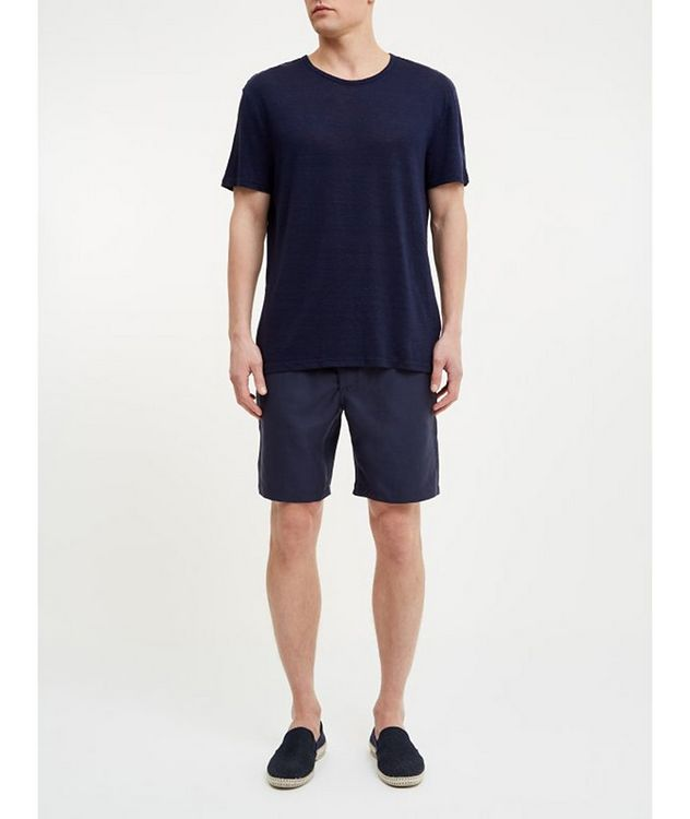 Resort Jordan Linen T-Shirt picture 3