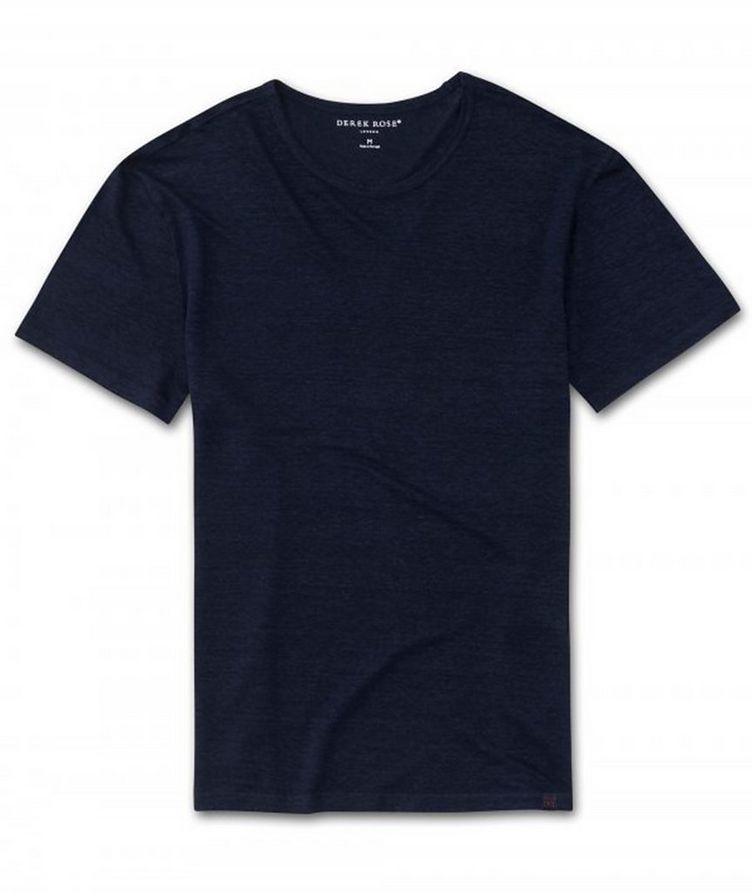 Resort Jordan Linen T-Shirt image 0