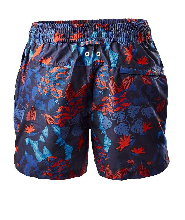 Resort Maui Jungle-Printed Swim Shorts image 1
