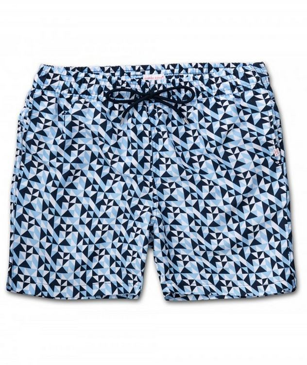 Resort Maui Printed Swim Shorts picture 1