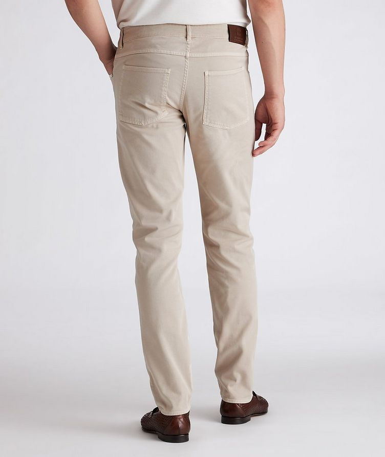 Slim-Fit Stretch-Cotton Jeans image 2