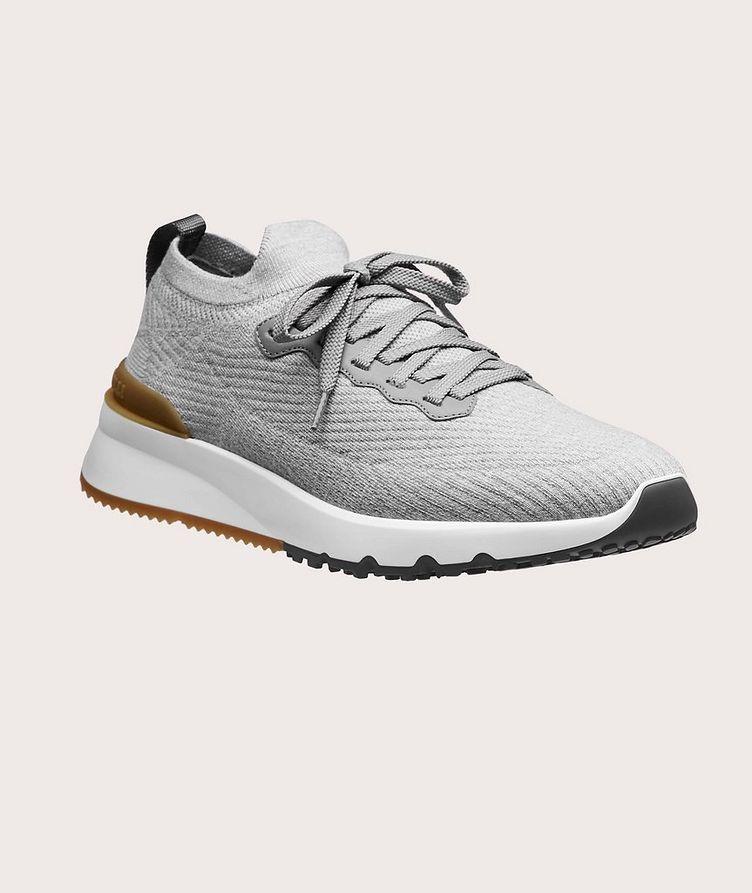 Knit Sock Sneaker image 0