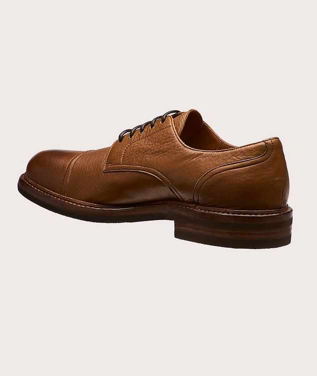 Cap-Toe Leather Derbies picture 2