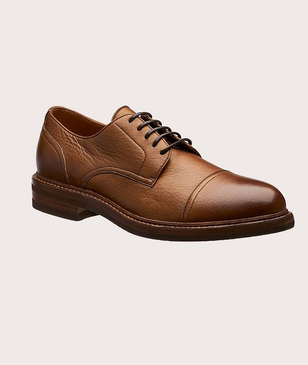Cap-Toe Leather Derbies picture 3