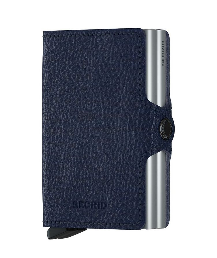 Vegetable-Tanned Leather Twinwallet image 0