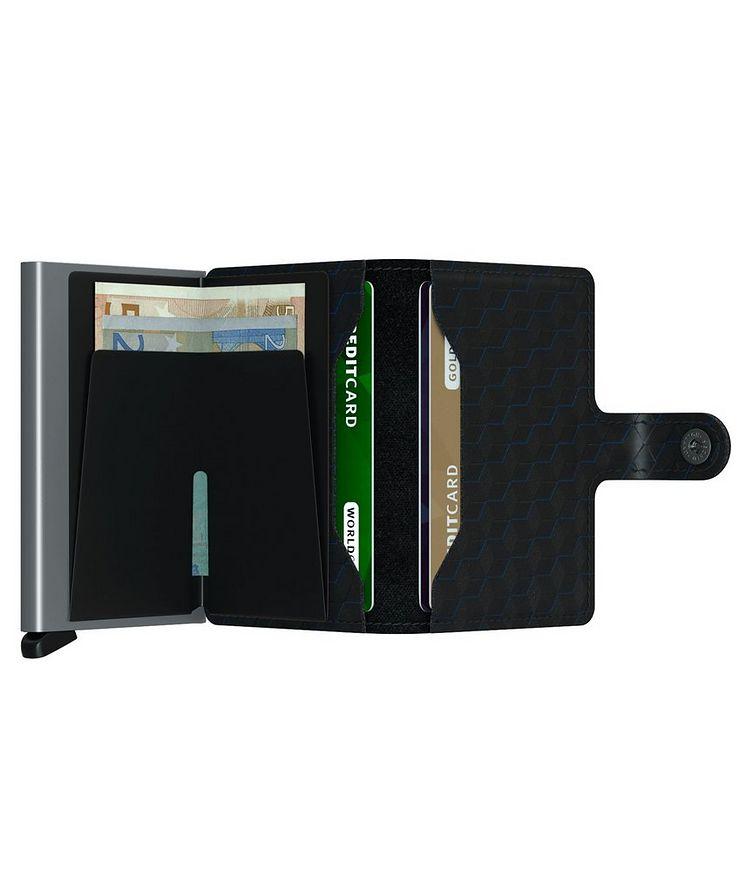 Optical Leather Miniwallet image 4