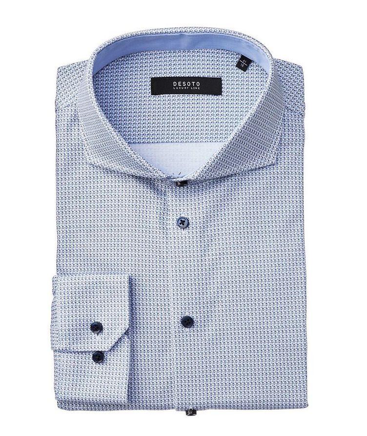 Chemise imprimée en jersey de coton pima image 0