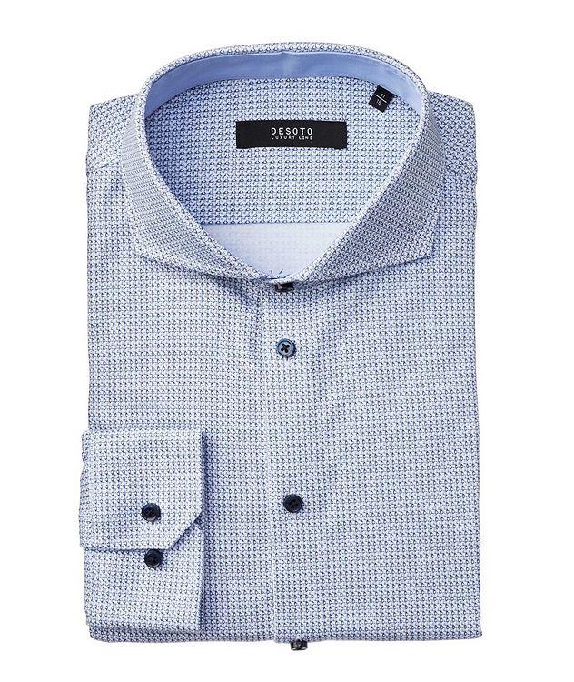 Chemise imprimée en jersey de coton pima picture 1