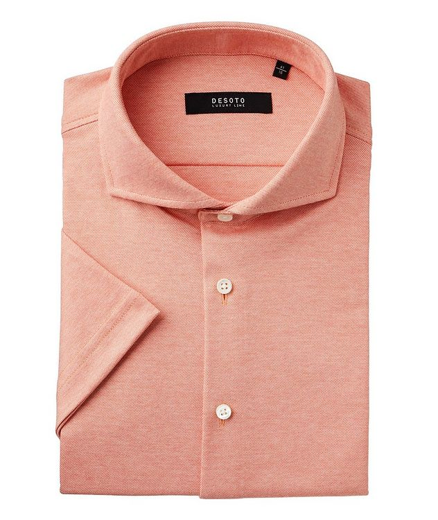 Hai Cotton Short Sleeve Shirt picture 1
