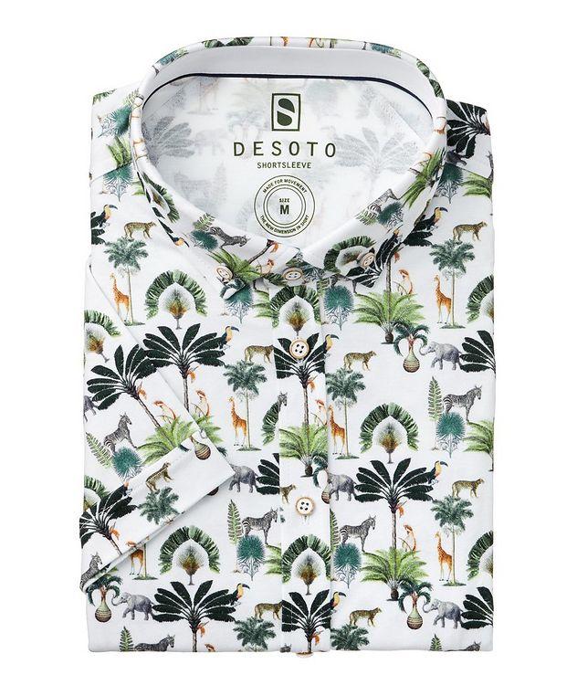 Hai Cotton Jungle Short Sleeve Shirt picture 1