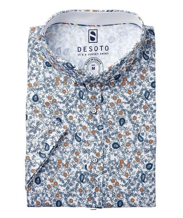 Hai Botanical Cotton  Short Sleeve Shirt picture 1