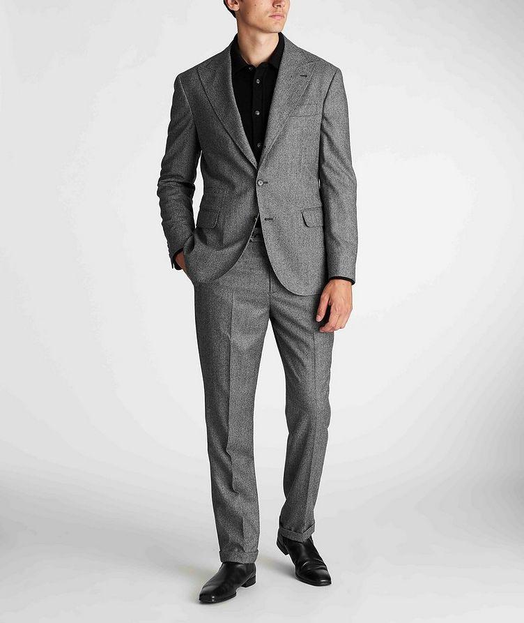 Wool, Cashmere, and Silk Shirt Jacket image 4