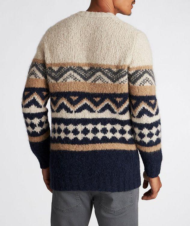 Fair Isle Alpaca-Blend Sweater picture 3