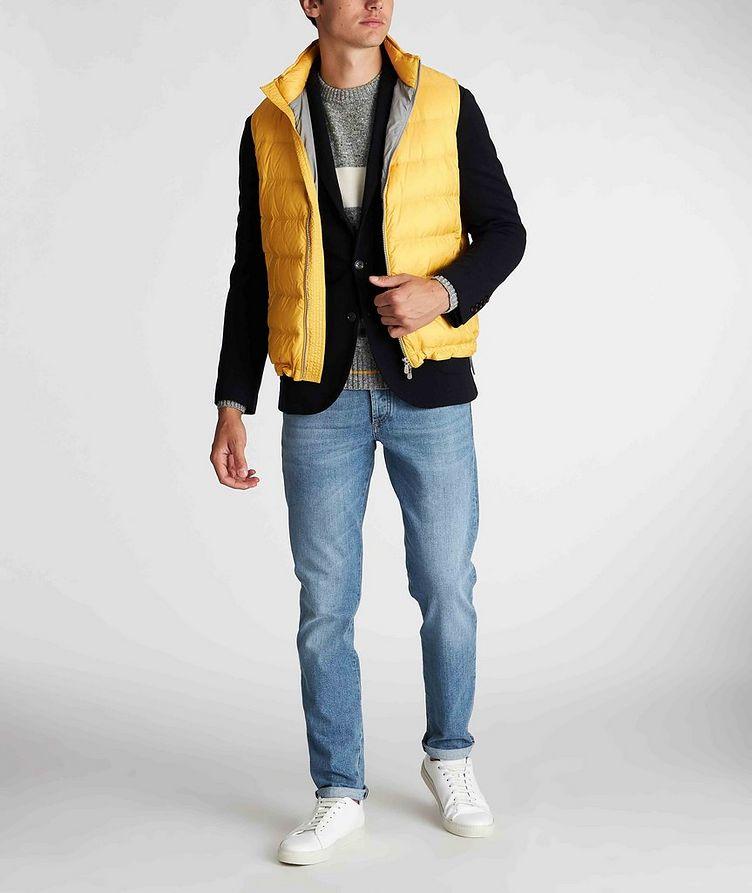 Striped Knit Wool-Cashmere Sweater  image 5