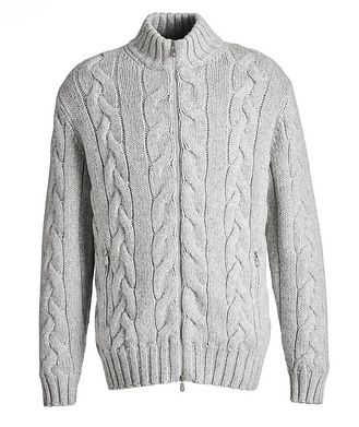 Brunello Cucinelli Cable-Knit Cashmere Sweater