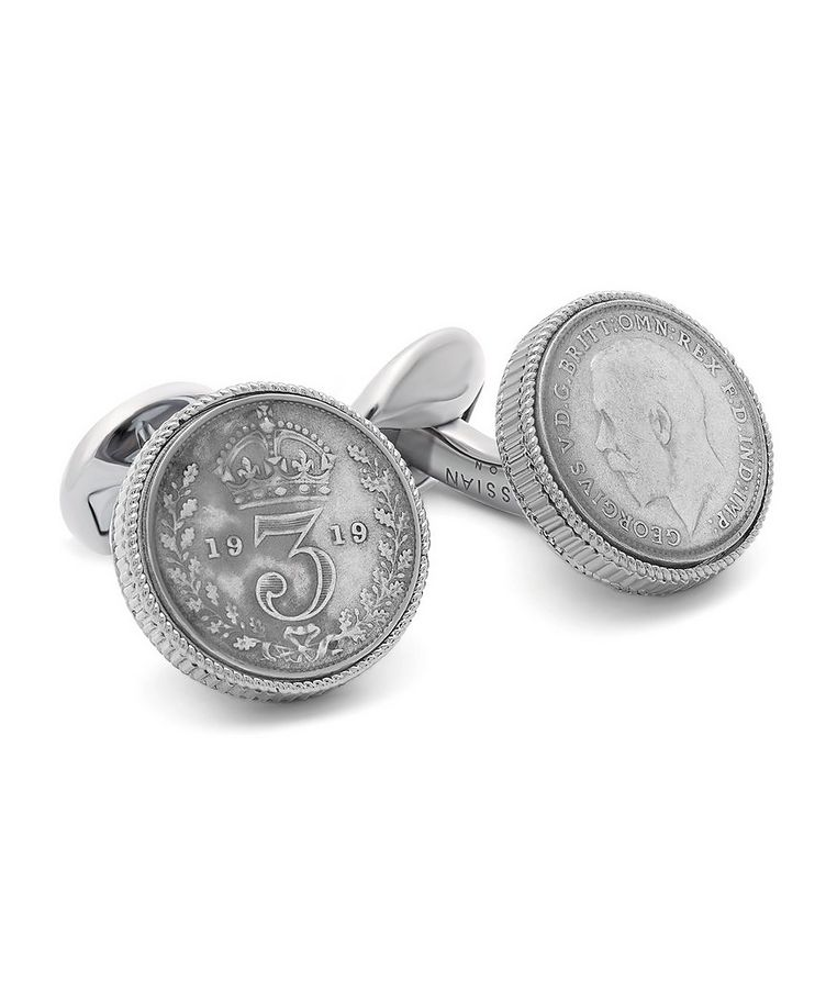Coin Cufflinks image 0