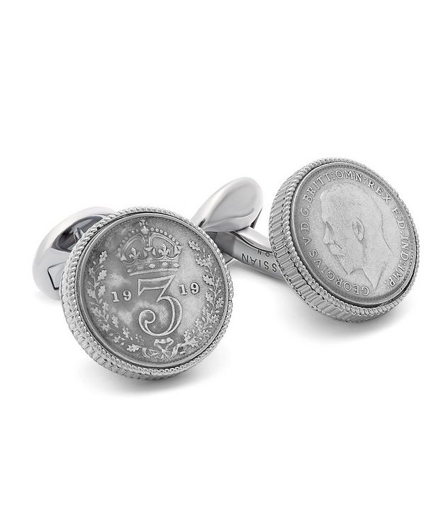 Coin Cufflinks picture 1