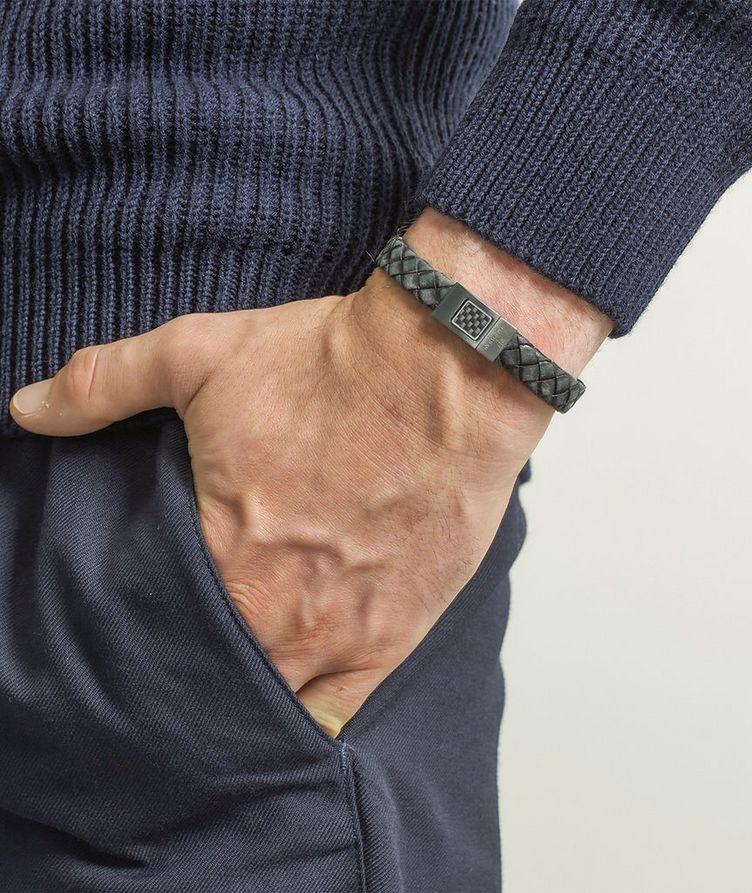 Carbon Woven Bracelet image 3