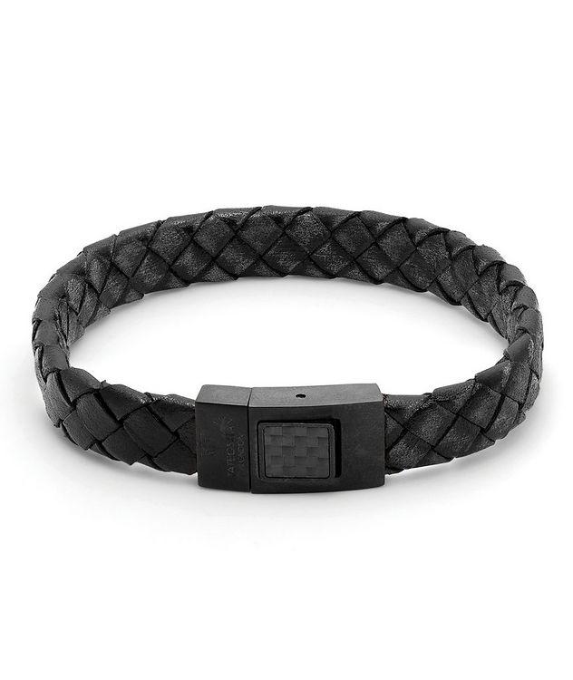 Carbon Woven Bracelet picture 1