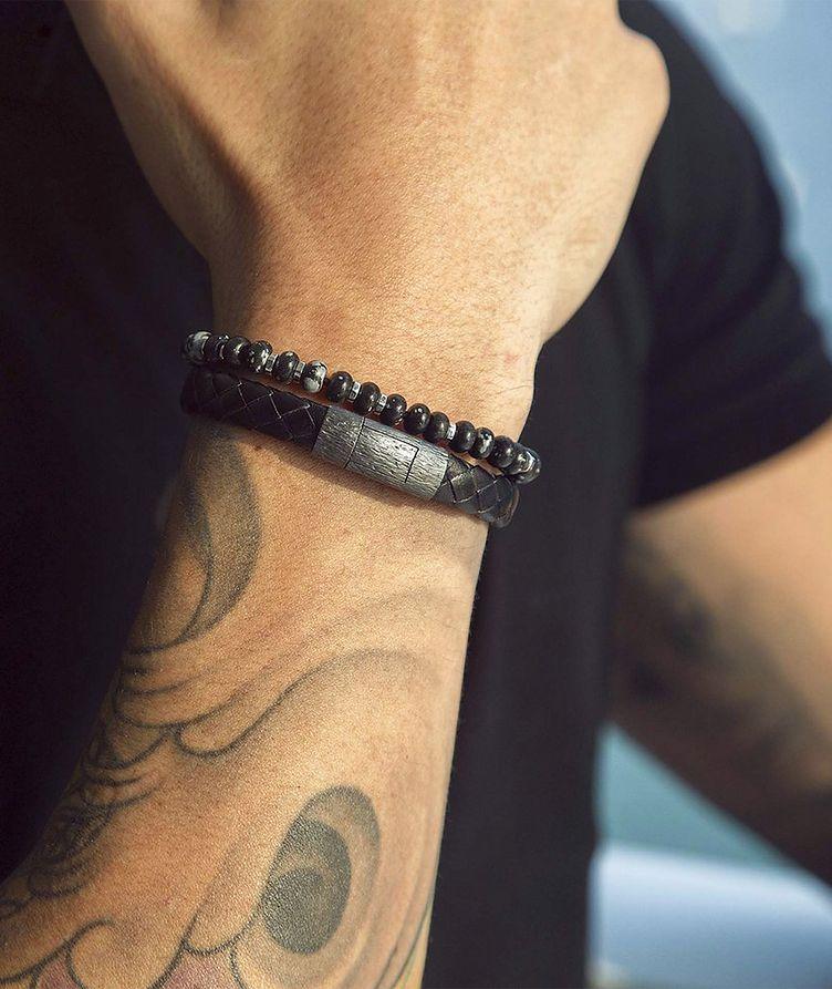 Bracelet de billes Nepal image 3