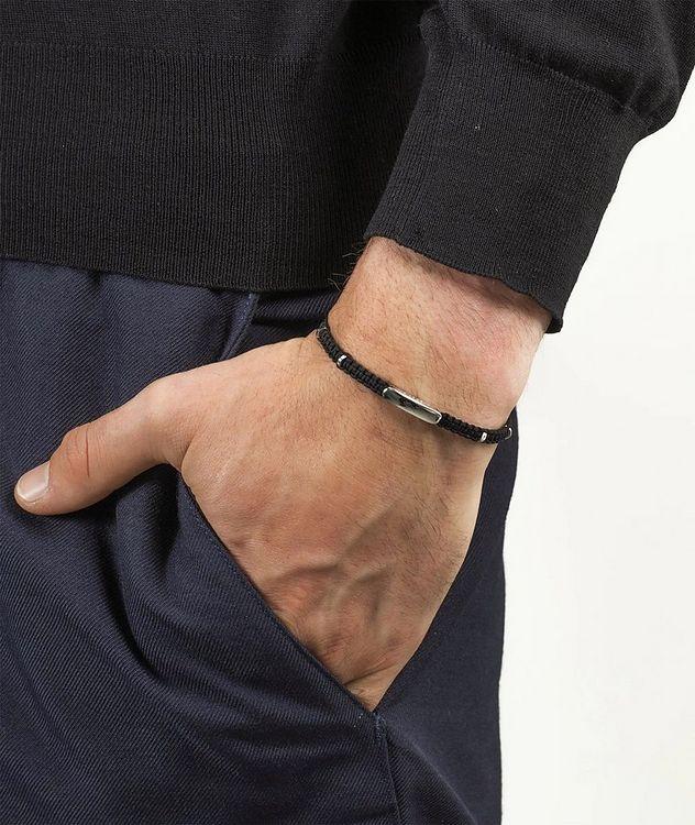 Bracelet en macramé pouvant être gravé picture 4