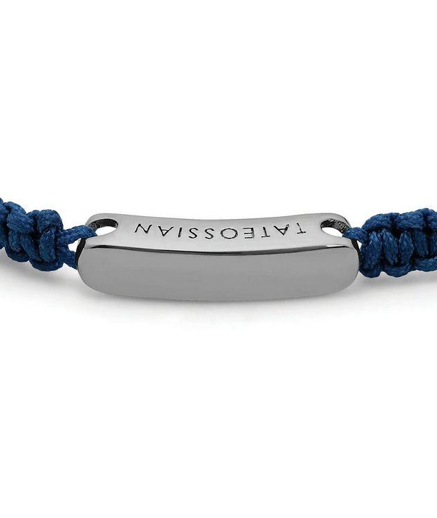 Engravable Macramé Bracelet picture 3