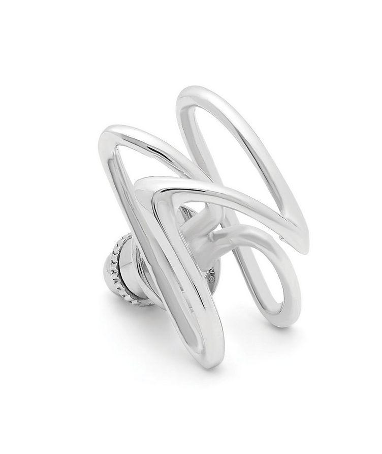 Zaha Hadid Metal Lapel Pin image 0