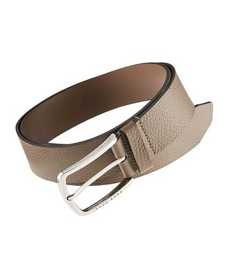 BOSS Leather Belt