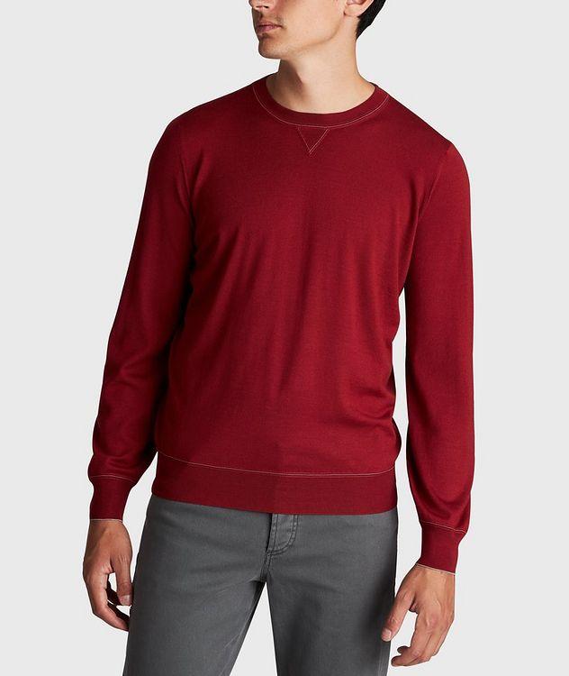 Cashmere Sweatshirt picture 2