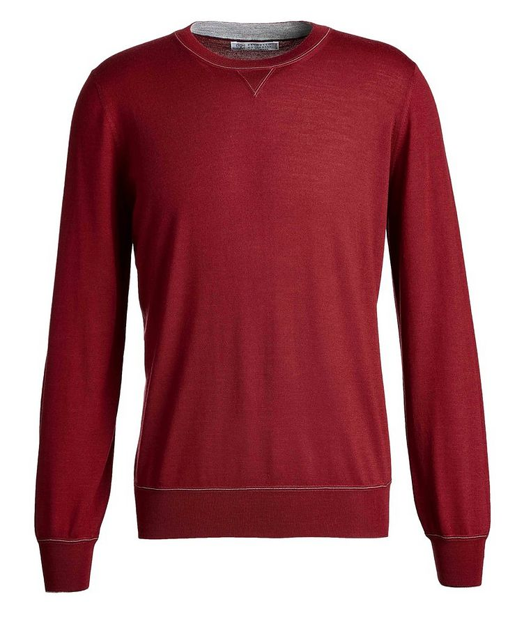 Cashmere Sweatshirt image 0