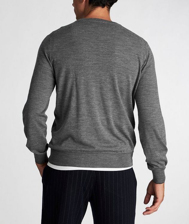 Wool-Cashmere Sweatshirt picture 3