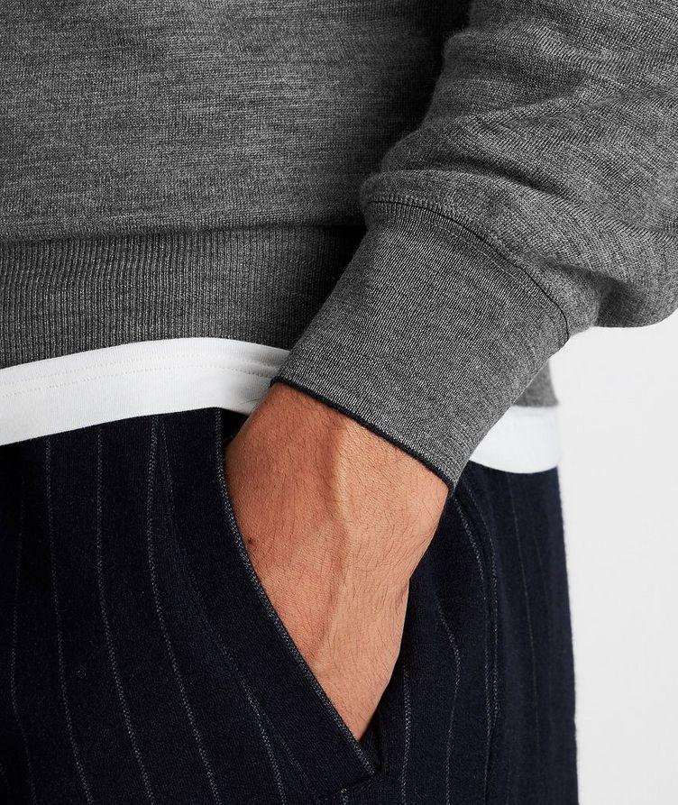 Pull en laine et cachemire image 4