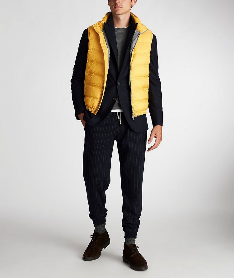 Pull en laine et cachemire image 5