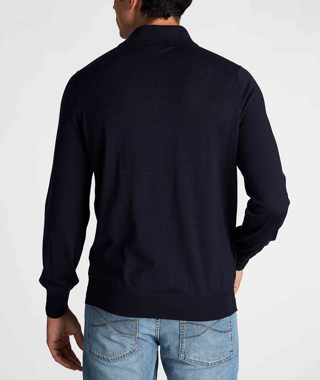 Wool-Cashmere Polo picture 3