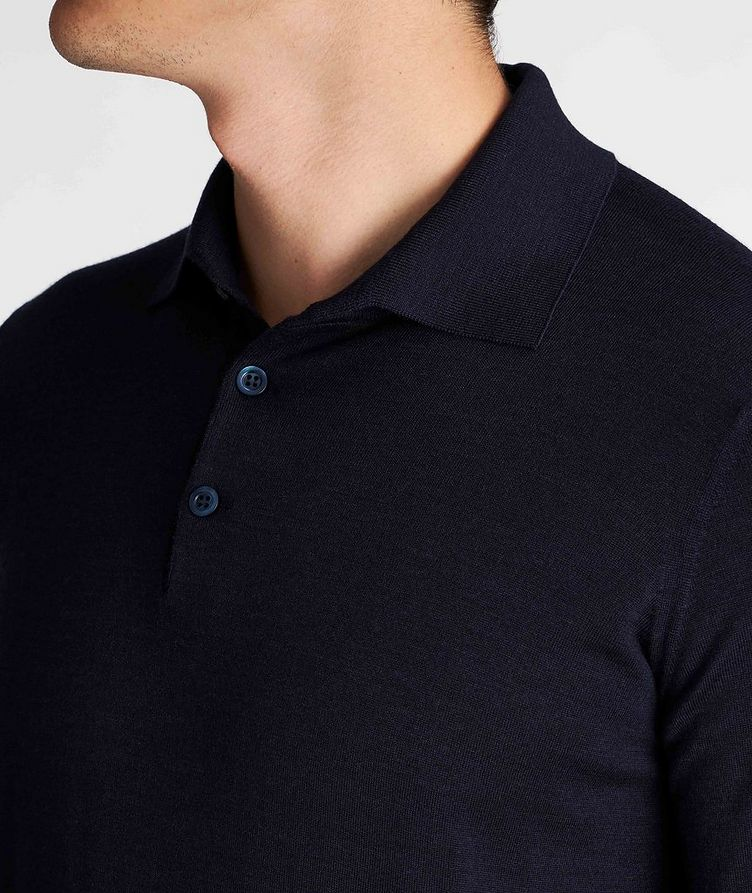 Wool-Cashmere Polo image 3