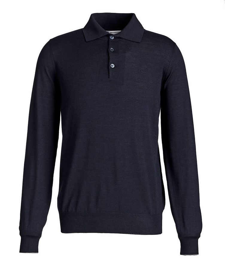 Wool-Cashmere Polo image 0