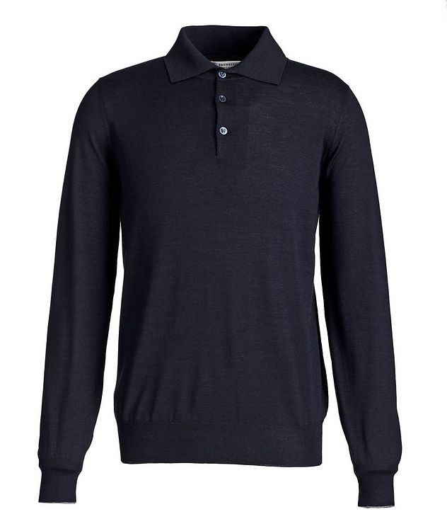 Wool-Cashmere Polo picture 1