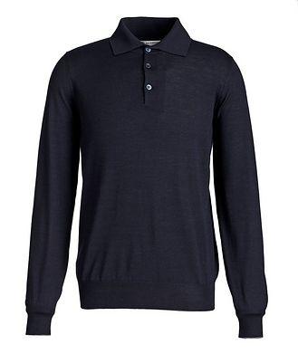 Brunello Cucinelli Wool-Cashmere Polo
