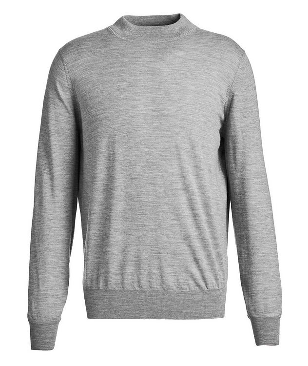 Cashmere Mockneck Sweater picture 1