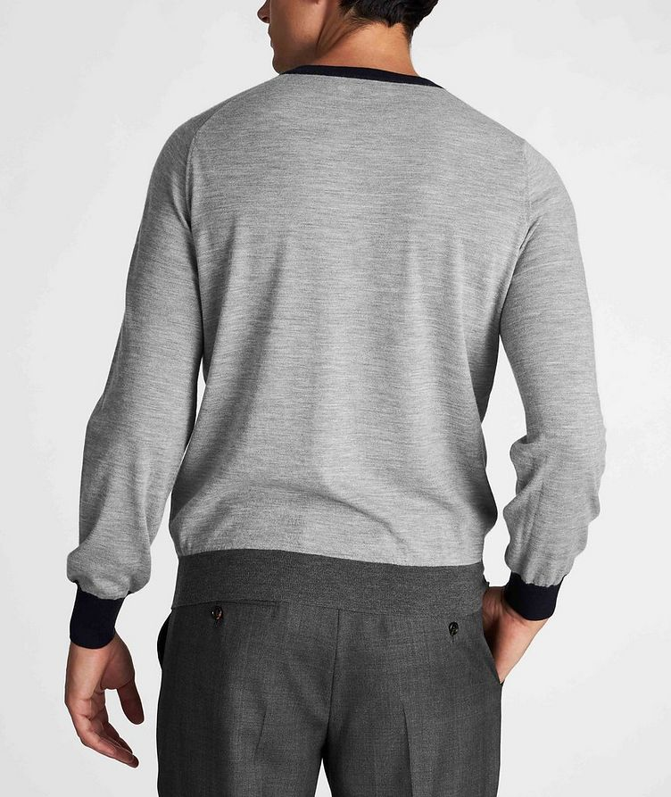 Wool-Cashmere Sweater image 2