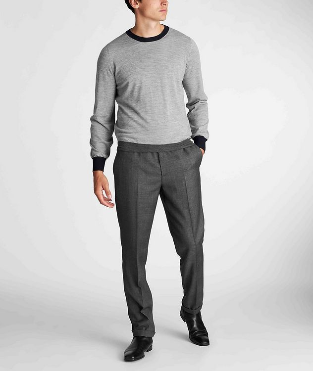 Wool-Cashmere Sweater picture 6