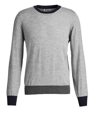 Brunello Cucinelli Wool-Cashmere Sweater