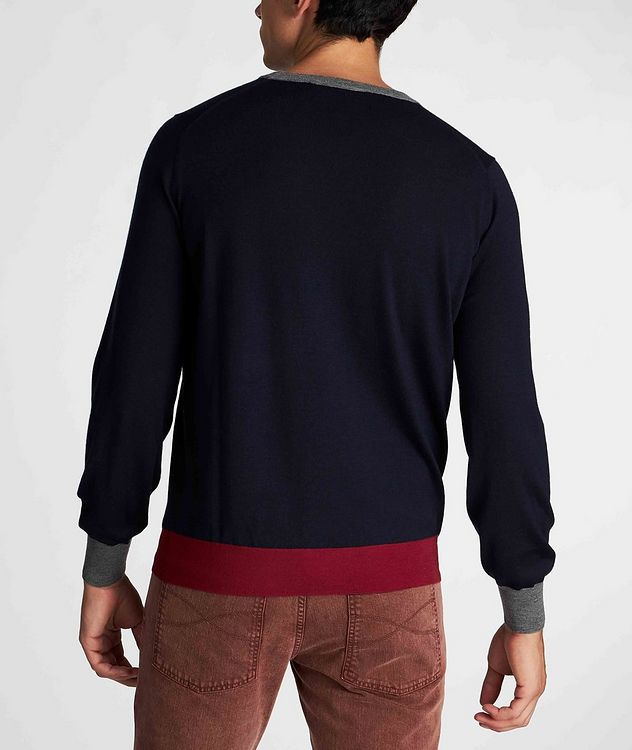 Wool-Cashmere Sweater picture 3