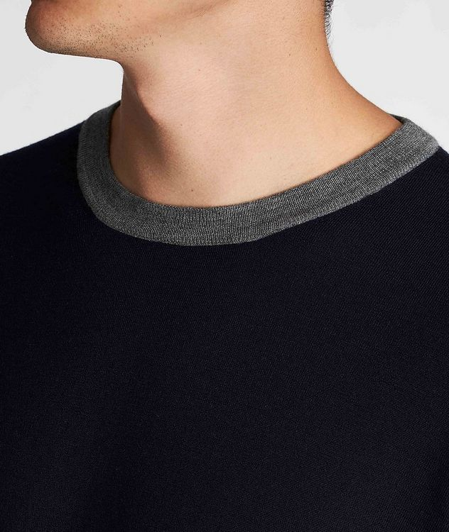 Wool-Cashmere Sweater picture 4