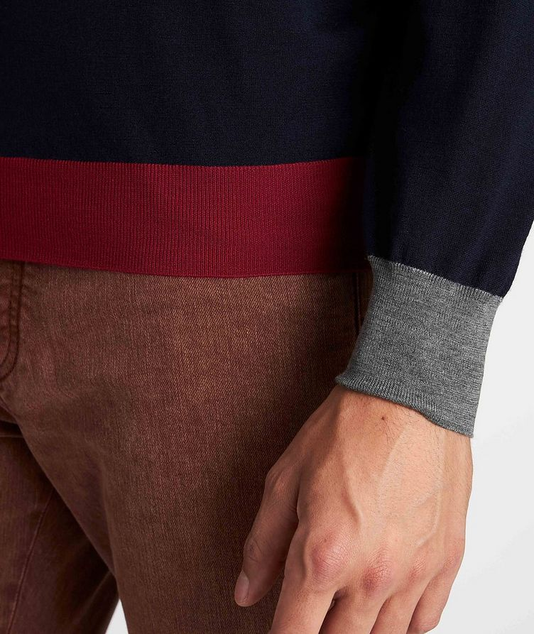 Wool-Cashmere Sweater image 4