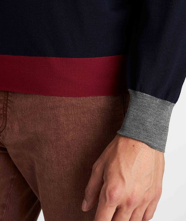 Wool-Cashmere Sweater picture 5