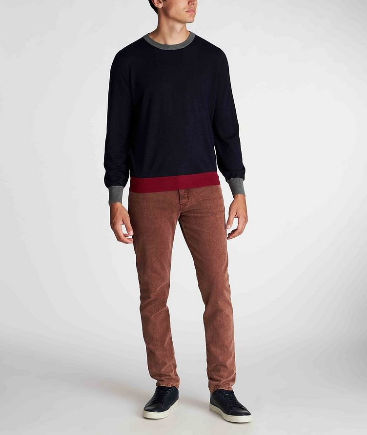 Wool-Cashmere Sweater image 5