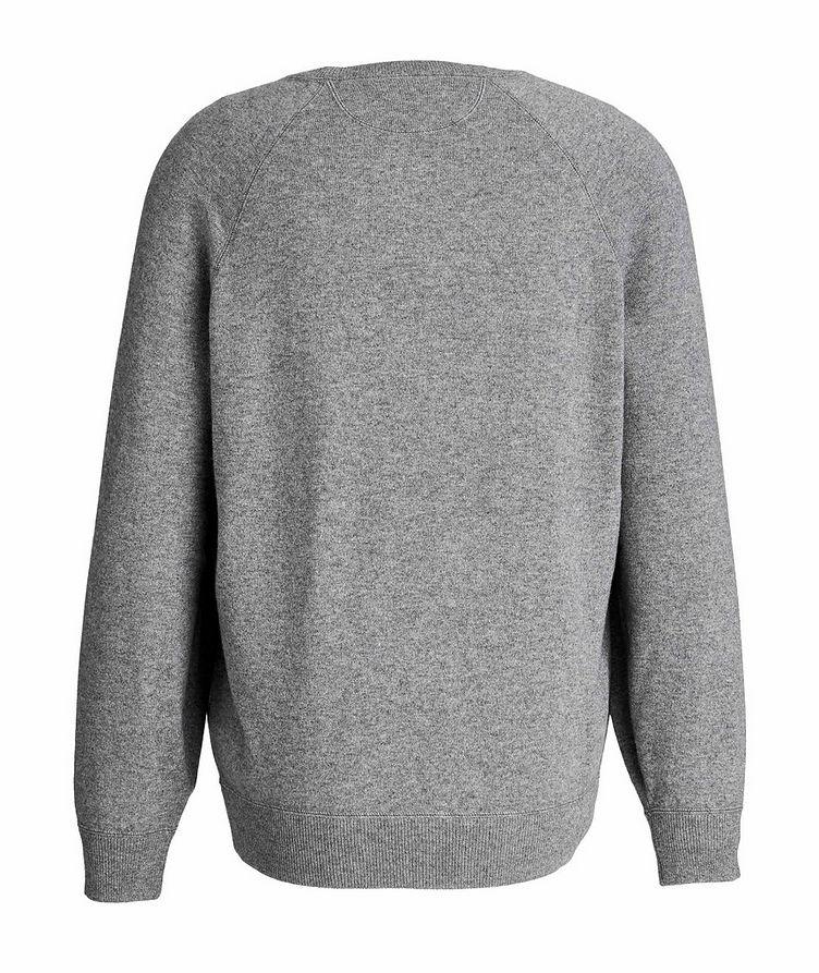 Wool, Cashmere & Silk Sweatshirt image 1