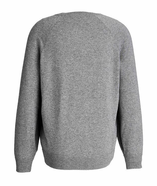 Wool, Cashmere & Silk Sweatshirt picture 2